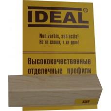 Уголок Ideal Клен (2х2см)