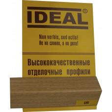 Уголок Ideal Бук(3х3см)