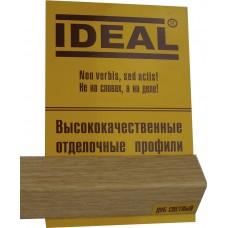Уголок Ideal Дуб светлый(3х3см)