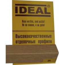 Уголок Ideal Дуб(4х4см)