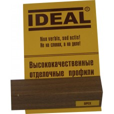 Уголок Ideal Орех(3х3см)
