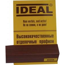 Уголок Ideal Махагон(3х3см)