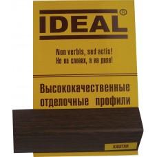 Уголок Ideal Каштан(4х4см)