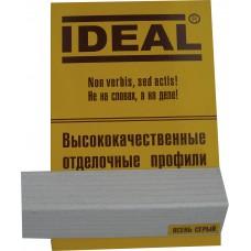 Уголок Ideal Ясень серый(3х3см)