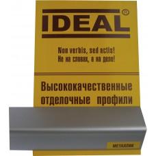 Уголок Ideal Металлик(3х3см)