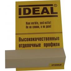 Уголок Ideal Кремовый(2х2см)