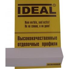 Уголок Ideal Светло-розовый(4х4см)