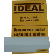 Уголок Ideal Лазурный(3х3см)