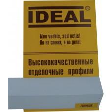 Уголок Ideal Голубой(4х4см)