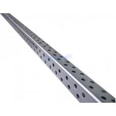 Уголок алюминевый 20х20мм (3м)
