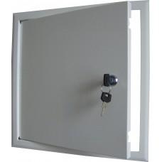 Люк ревизионный с ключом (60х70)