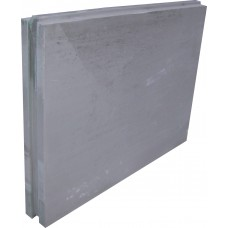 Плита пазогребневая (670х500х80) влагостойкая