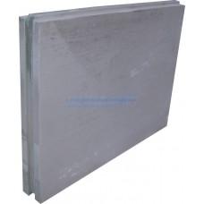 Плита пазогребневая (670х500х100) влагостойкая