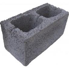 Керамзитный блок  Д-700 (20х20х40см)