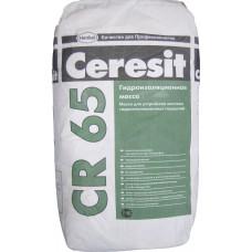 Гидроизол. масса Ceresit CR 65 (25кг)