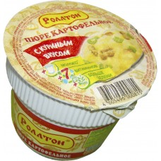 Картофельное пюре Роллтон (курица)