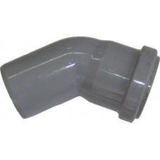 Угол пластиковый 45 градусов (110мм)