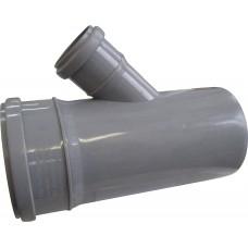 Тройник косой (110х50мм)