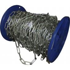 Цепь стальная (4мм)