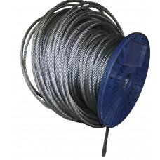 Трос металлический (6мм)