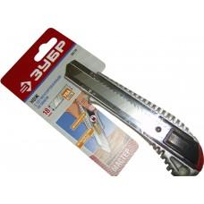 Нож обойный Мастер ЗУБР (18мм)