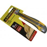 Нож обойный Stayer Master (9мм)