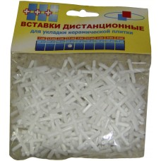 Крестики для плитки (2.5мм,200шт)