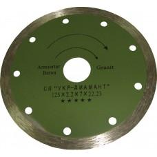 Диск алмазный по плитке и кафелю(125мм)