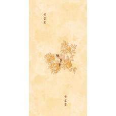 панель пвх цвет-Китайский цветок ширина-25см длина-270см