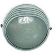 Светильник белый IP 54 / 100W КББ с козырьком