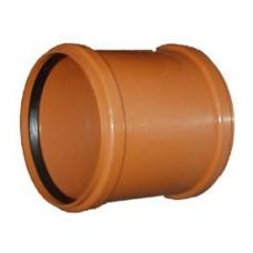 Муфта 110 (для наружней канализации)