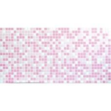 Листовя ПВХ панель (1035 мм * 500 мм) Розовый микс