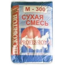 Пескобетон Professional (Профессионал) М-300 40кг