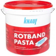 Ротбанд КНАУФ-Паста-готовая шпаклевочная смесь 20 кг.