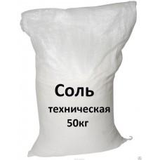 Соль техническая Галит,-15*C 50кг