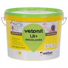 Шпаклёвка готовая Weber vetonit pasta 18 кг